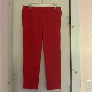 Women's Cynthia Rowley Capri pants